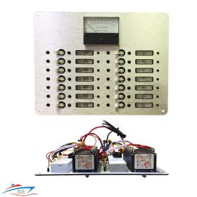 12Vdc Circuit Breaker Panel