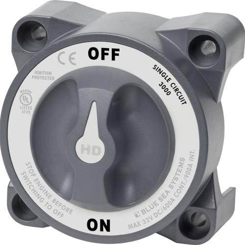 Blue Sea HD-Series Heavy Duty On-Off Battery Switch