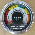 ACDC Marine Electrolysis Monitor Corrosion Indicator