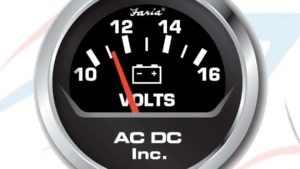 Voltmeters Gauge