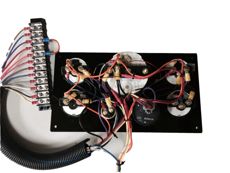 cummins marine engine instrument panel ac dc marine inc catapilla
