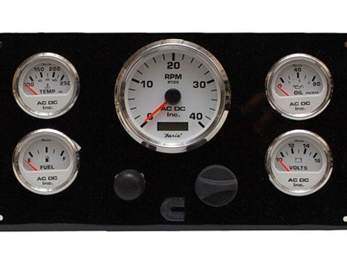 Cummins Engine Instrument Panel