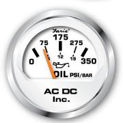 gauge 0-350