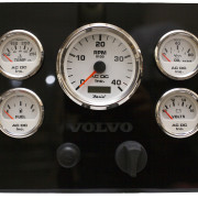 Volvo Penta Engine Instrument Pane;