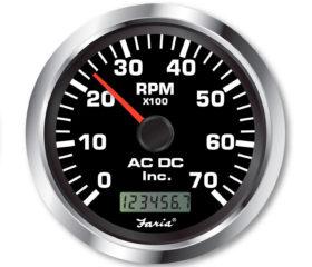 7KRPM Tachometer