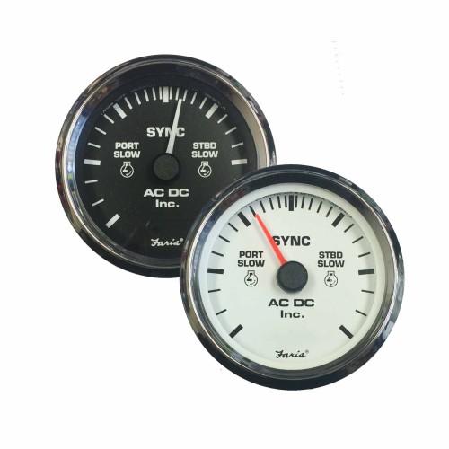 dual sync gauges