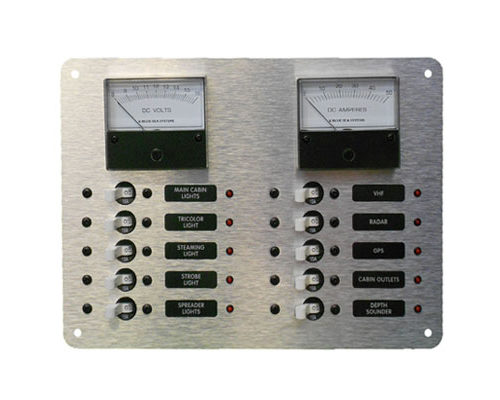 DC Circuit Breaker Panel