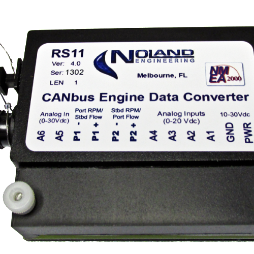 CANbus Engine Data Converter