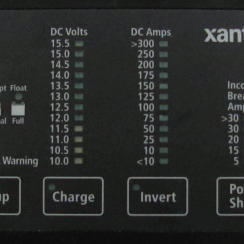 Xantrex Freedom Remote Control Panel