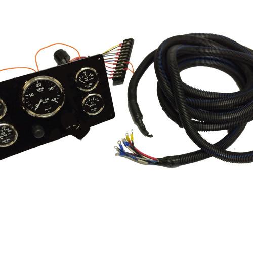 vdo pyrometer gauge instructions