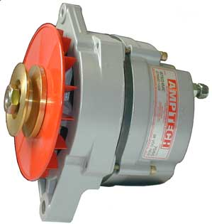 Amptech 140A alternator isolated ground