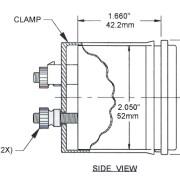 dual side pyrometer