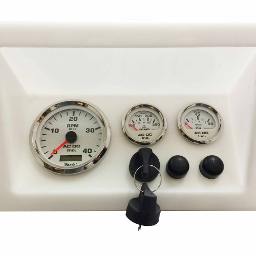 gauge cluster