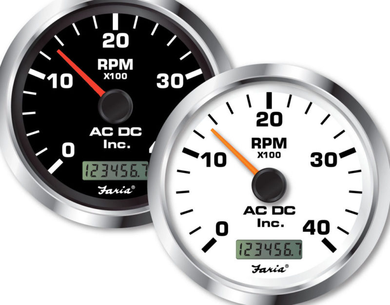 Tachometer 4K BW non programmable tachometer with digital hourmeter 4000 rpm type r tachometer wiring diagram at alyssarenee.co