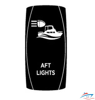 aft lights cover