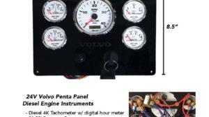 Volvo Marine Panels – AC DC Marine Inc