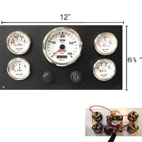 Perkins Diesel Panel