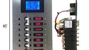 AC & DC POWER DISTRUBUTION PANELS