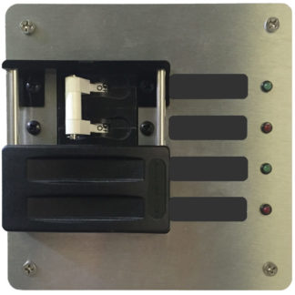 Source Selection Circuit Breaker Panels