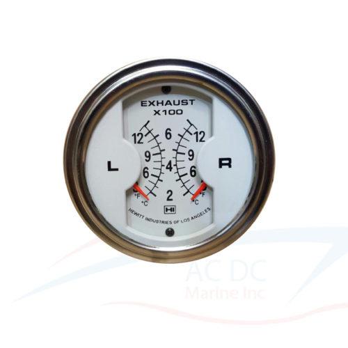 Dual White Pyrometer