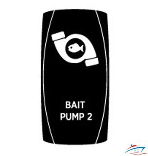 Baitpump 2 contura cover