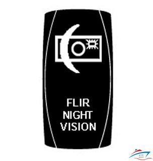 FLIR Rocker Switch Cover