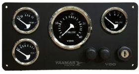 Yanmar Black Allentare VDO Panel