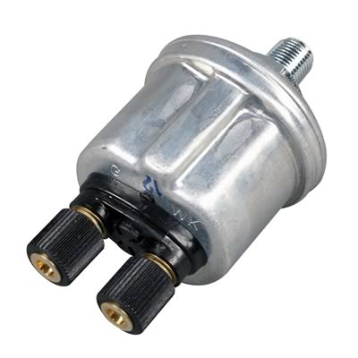 VDO Oil Pressure sender/Switch-0-80 PSI-7 PSI Switch Point- 1/8