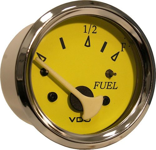 Allentare white/grey fuel level gauge #301-14761