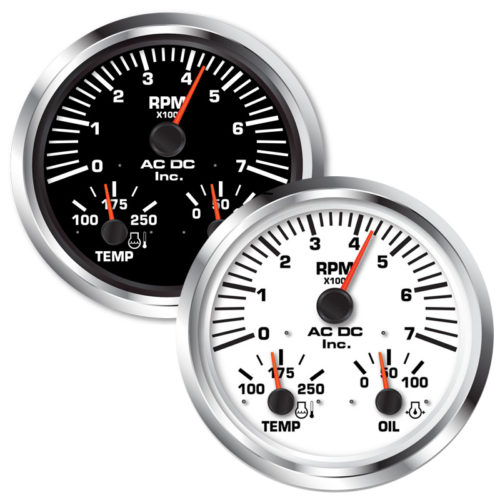 gasoline-multigauges