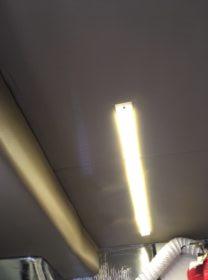 Engine room light