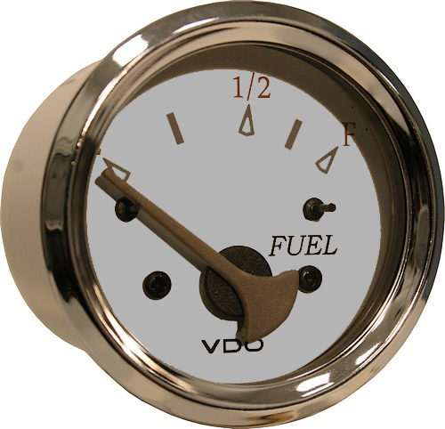 vdo-white-grey-fuel-level