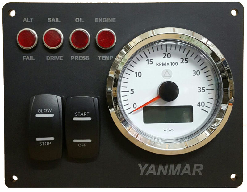 Yanmarcpanelport on Marine Electrical Wiring Diagrams