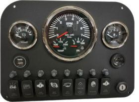 Gasoline Engine Panel