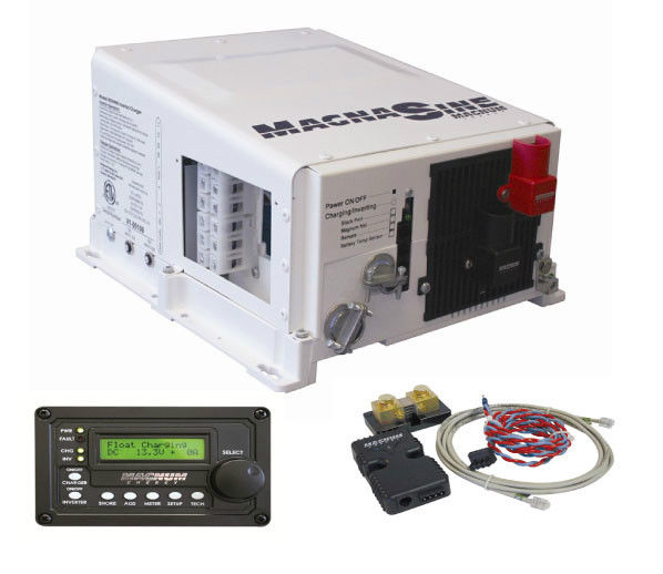 Boat Inverter Charger MS2000, Magnum Energy 2000 W Pure Sine + ME-RC50 & ME-BMK(Item ID: 273139486328)
