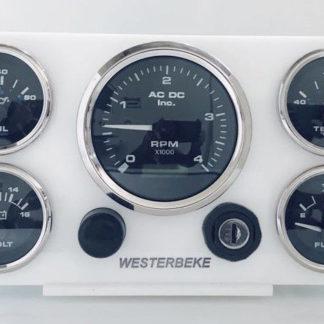 Westerbeke Marine DieselengineInstrumentpanel