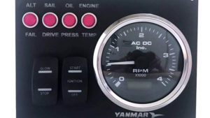 Yanmar-Diesel-Engine-Marine-instrument-Panel-YANMAR-B-TYPE-BLK-7.125X5