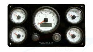 Yanmar Instrument Panel Diesel Engines VDO Viewline Series