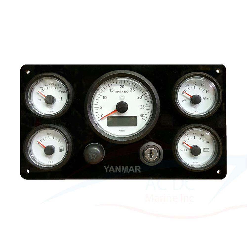 Yanmar Instrument Panel Diesel Engines VDO Viewline Series,Ready to Install