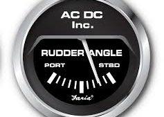 rudder Angle gauge