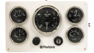 Perkins Engine Panels – AC DC Marine Inc
