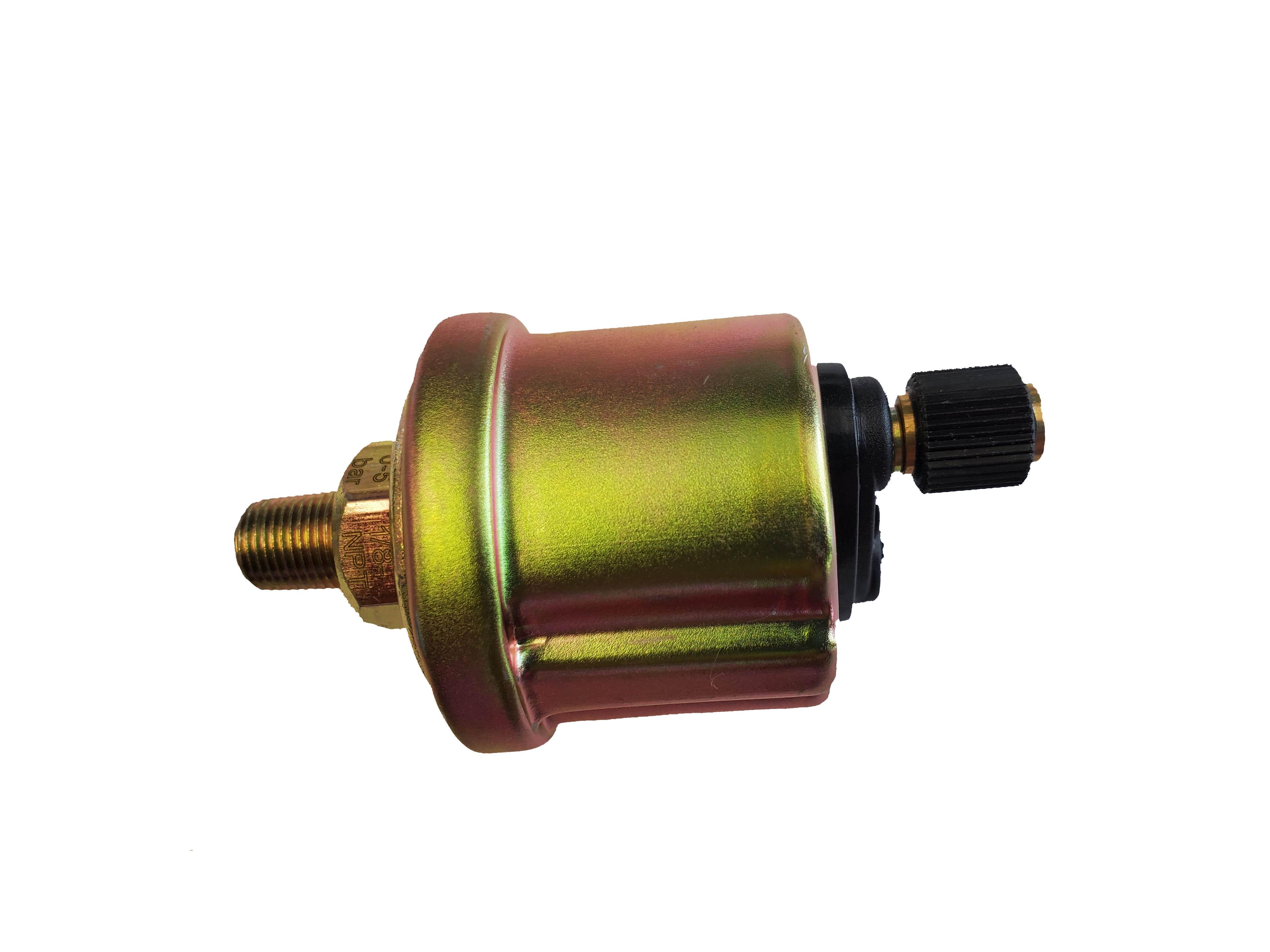 Oil Pressure Sensor >> Oil Pressure Sensor 1 8 Only One Gauge